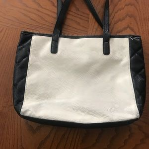 Chaps Bags - Chaps tote vegan leather